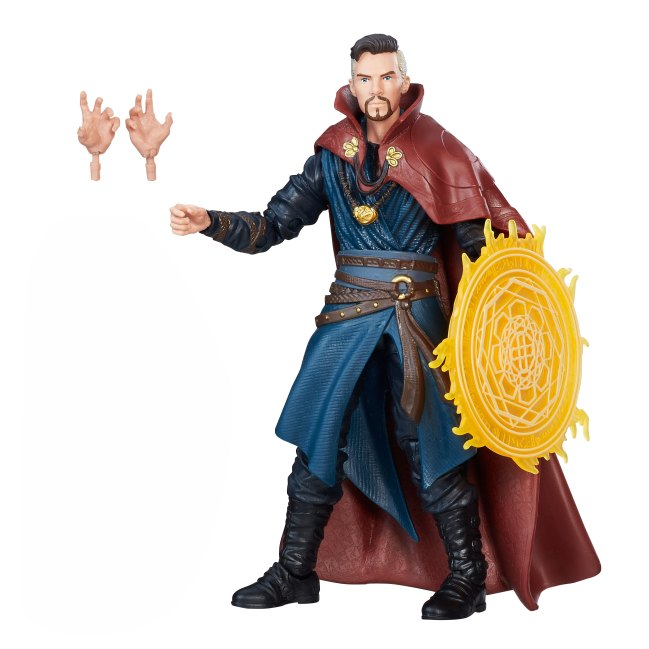 SDCC 2016 Hasbro Marvel Legends Doctor Strange